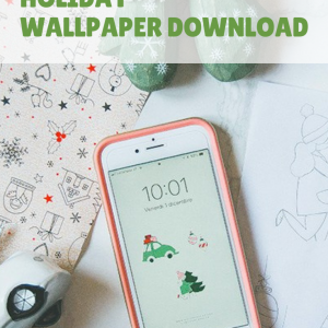 free mobile and desktop holiday wallpaper download
