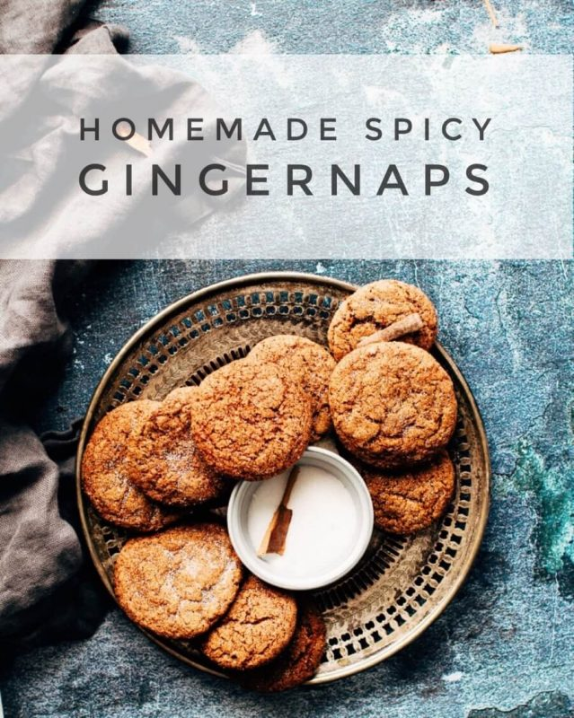 homemade-spicy-gingersnap-recipe-pinterest-pop-shop-america
