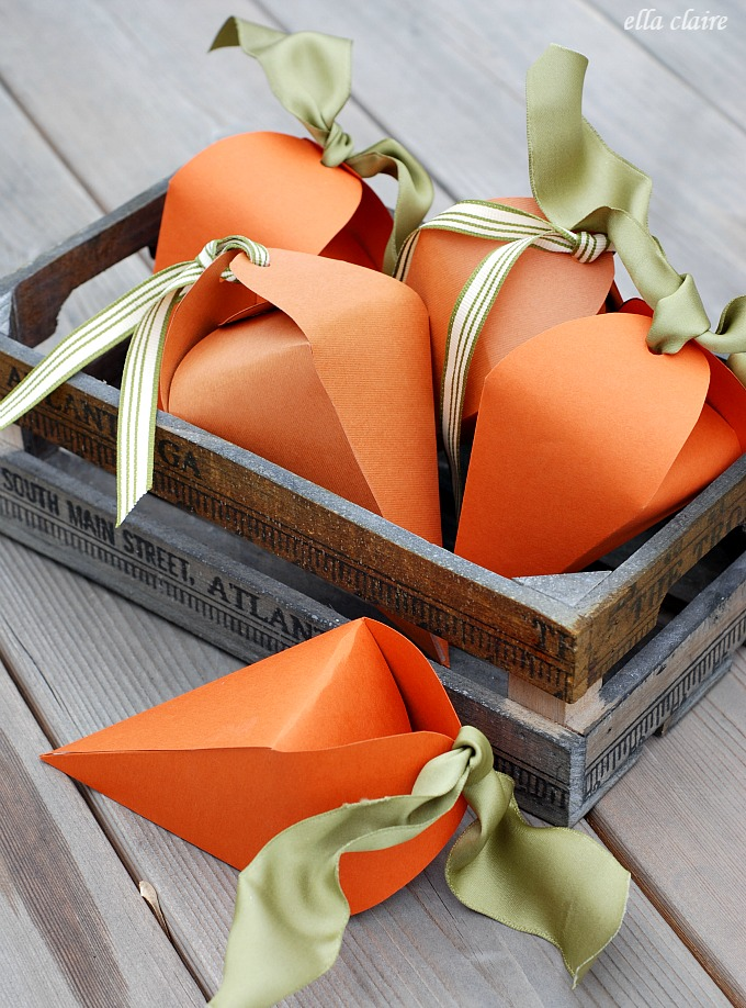 carrot box template pop shop america