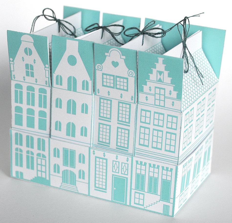 dutch houses treat box template