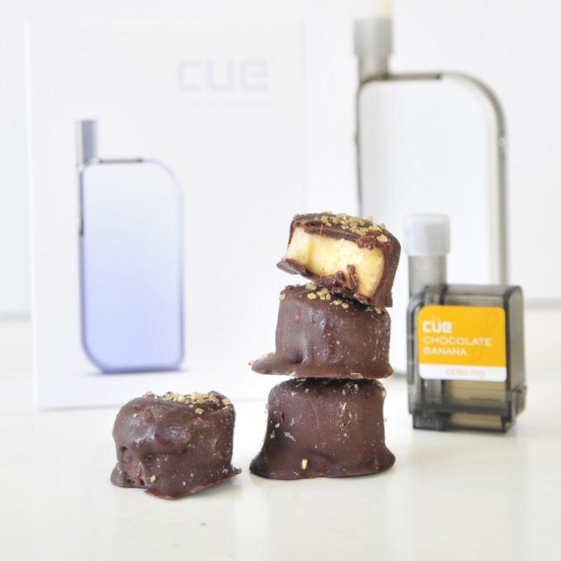 frozen-chocolate-banana-bites-cue-vapor-systems