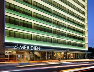 le meridien hotel downtown houston