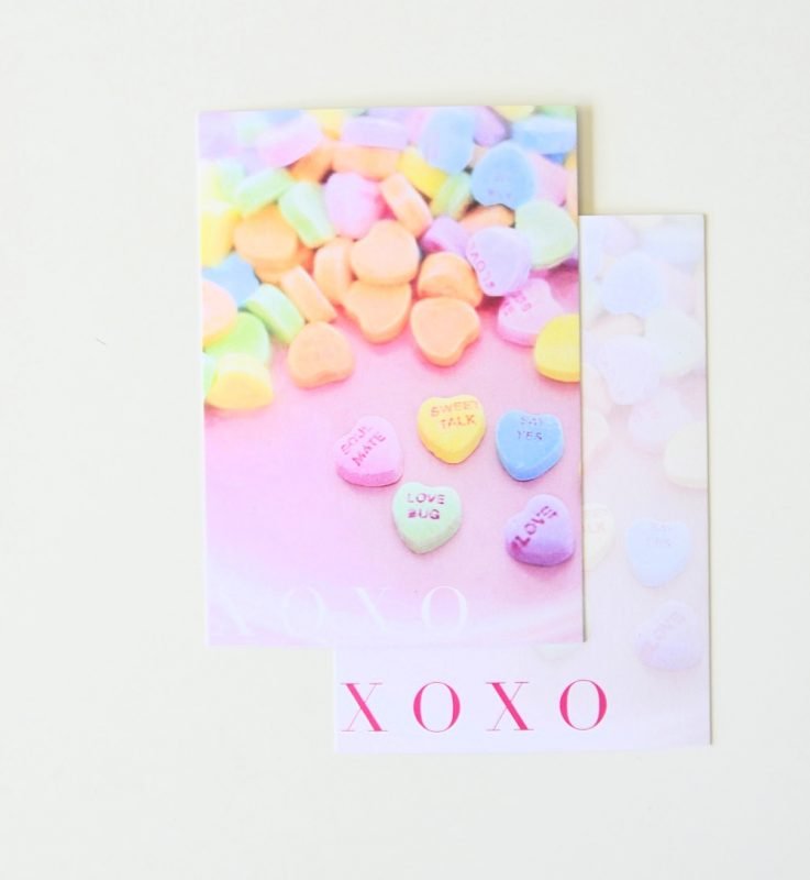 picture regarding Printable Conversation Hearts named XOXO Interaction Middle Artwork Printables