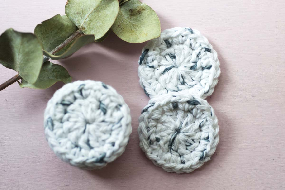 Crochet Cotton Pads
