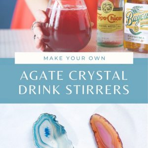 agate crystal cocktail stirrers diy pop shop america_featured