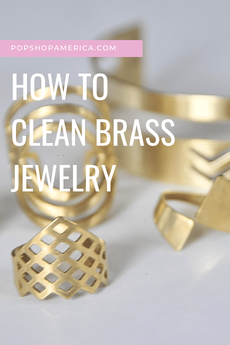 How To Clean Brass Jewelry