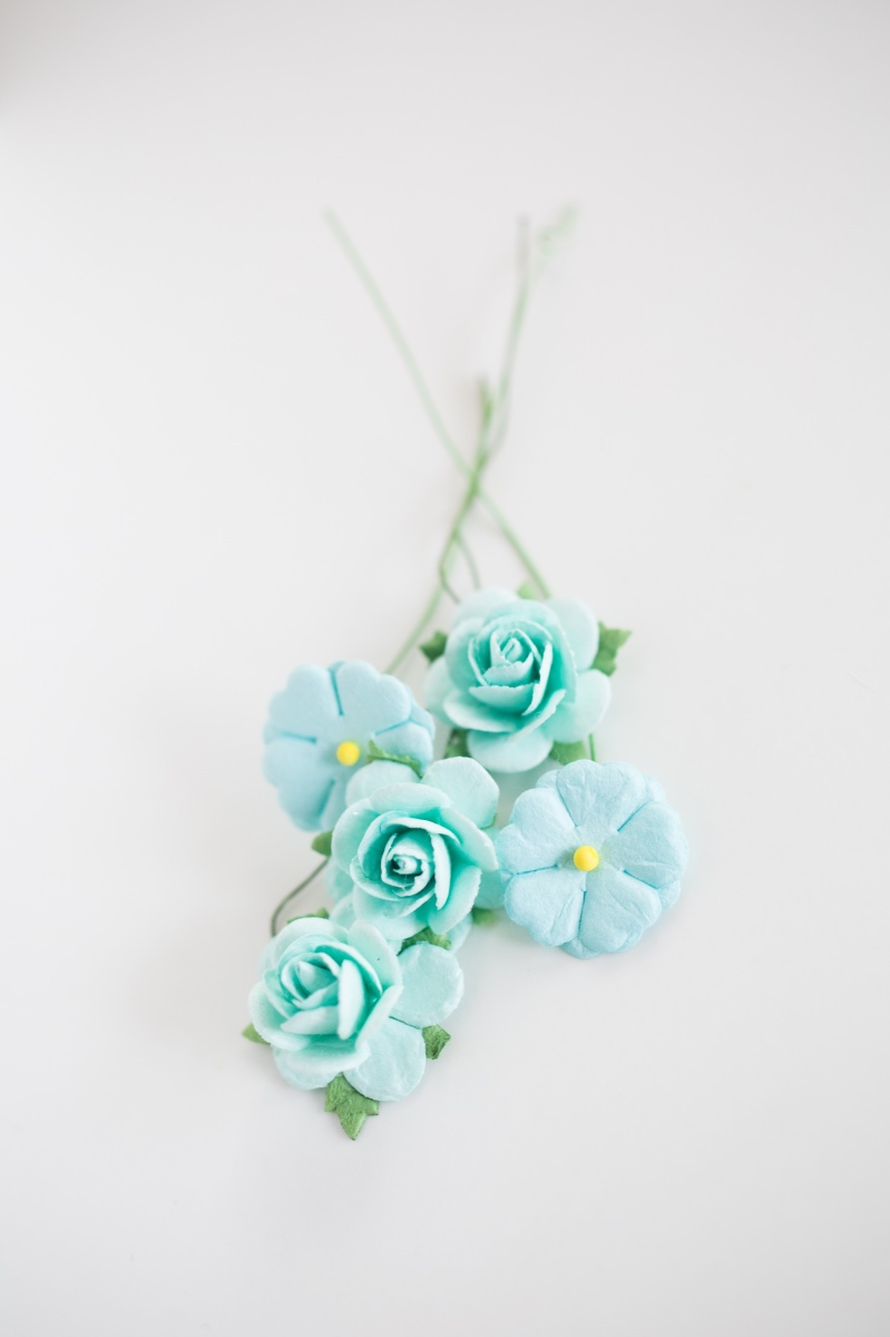 Make This Paper Flower Diy Boutonniere