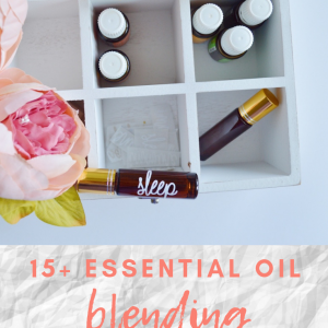 15+ Essential Oil Blending Recipes pop shop america