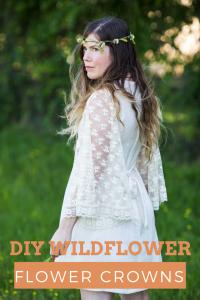 diy wildflower flower crowns pop shop america hero