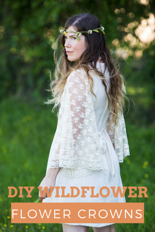 diy wildflower flower crowns pop shop america hero