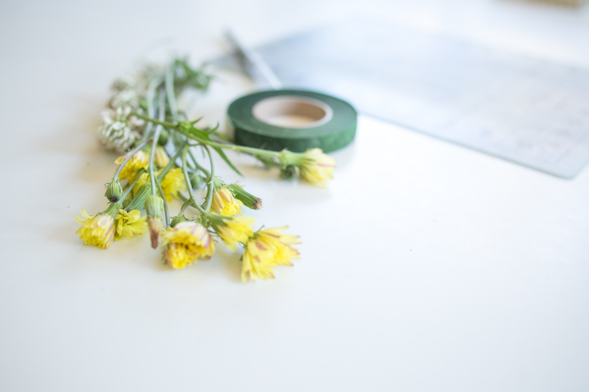 Boho texas wildflower crown diy supplies izmirmasajfo Images
