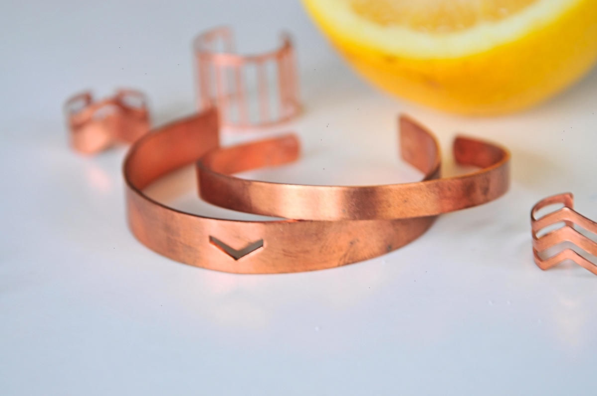how to clean copper bracelet how to clean copper jewelry 7207