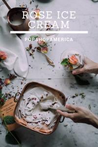 rose ice cream pop shop america