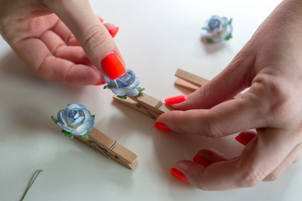 add the flowers diy flower clothespins pop shop america