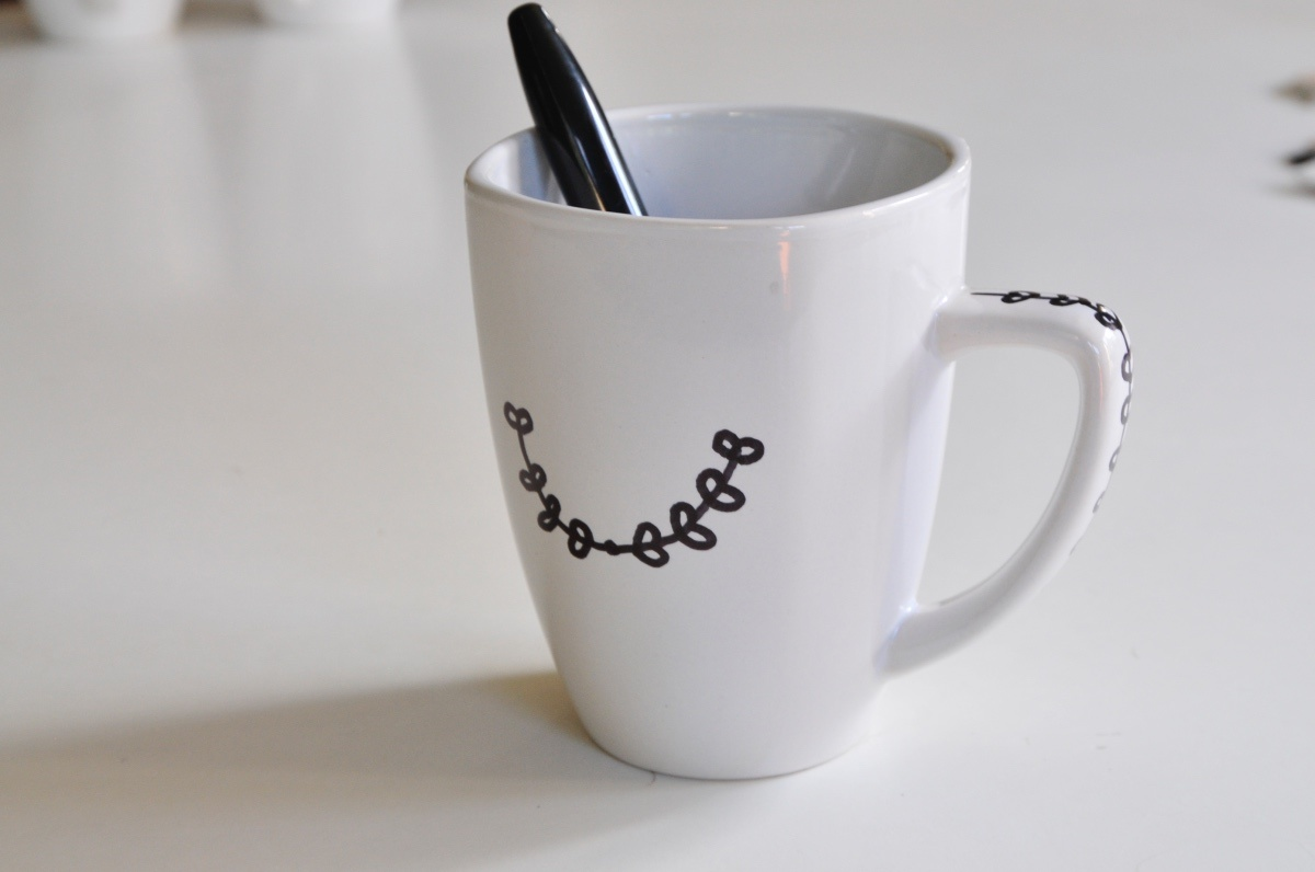 3 Ways To Make Diy Sharpie Coffee Mugs