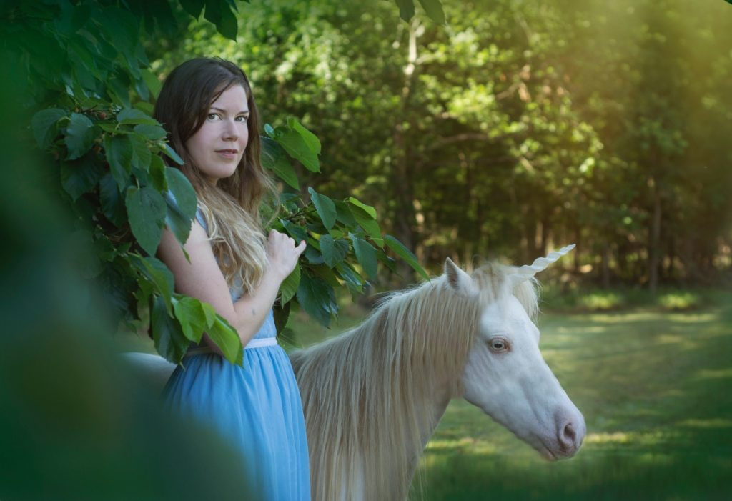 magical unicorn photographs houston tx