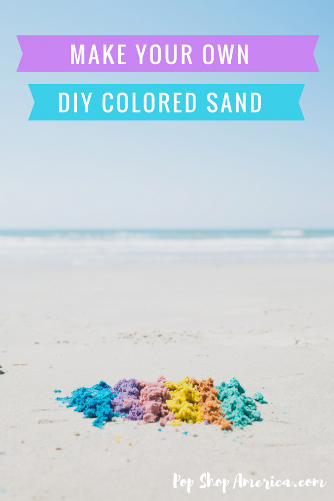 make your own colored sand pop shop america