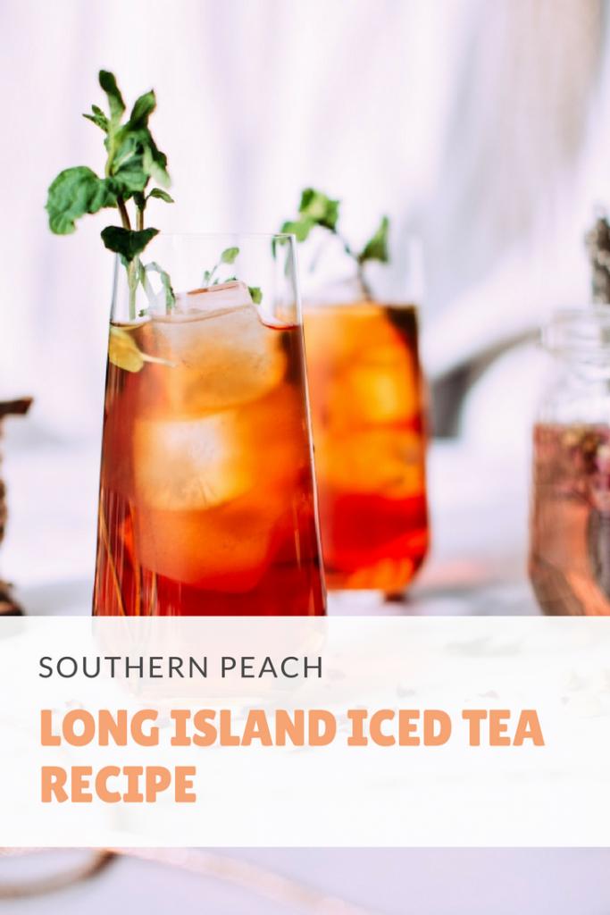 southern peach long island iced tea recipe