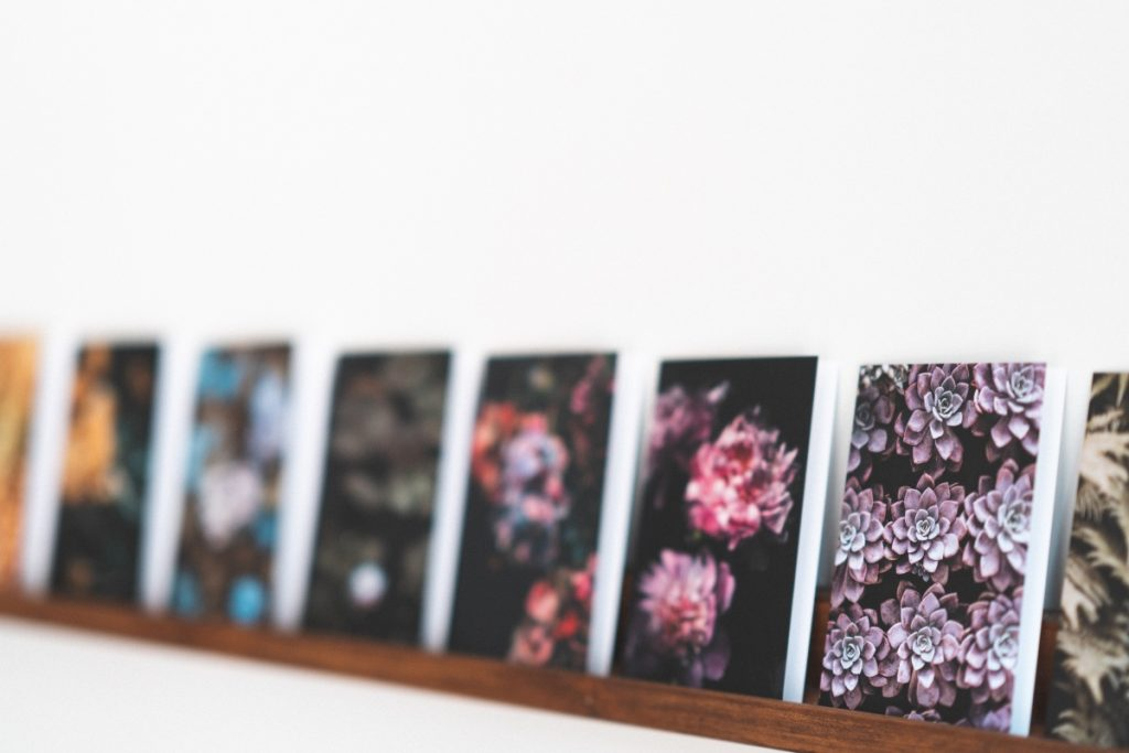 diy flower art photo shelf pop shop america