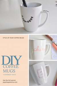 diy sharpie coffee mugs pinterest pop shop america