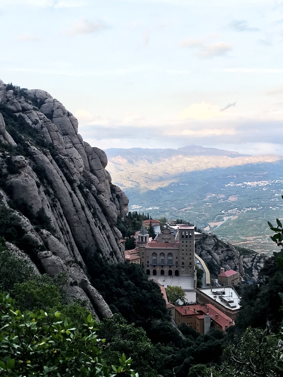 How to Hike Montserrat Mountain in Spain