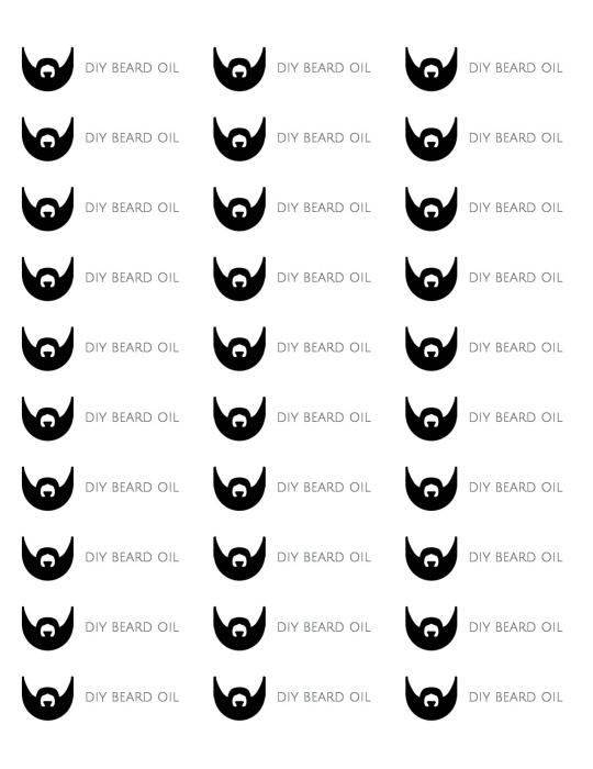 diy beard oil bottle label_small for web