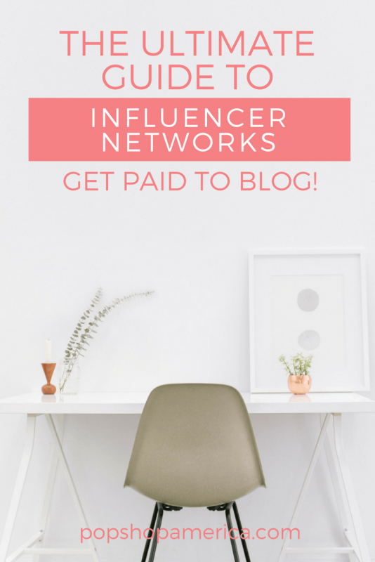 ultimate guide to influencer networks pop shop america