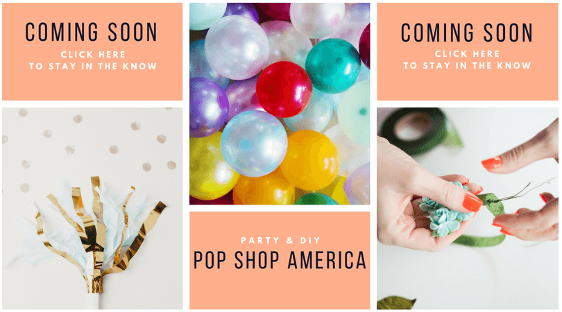 coming soon pop shop america party supply