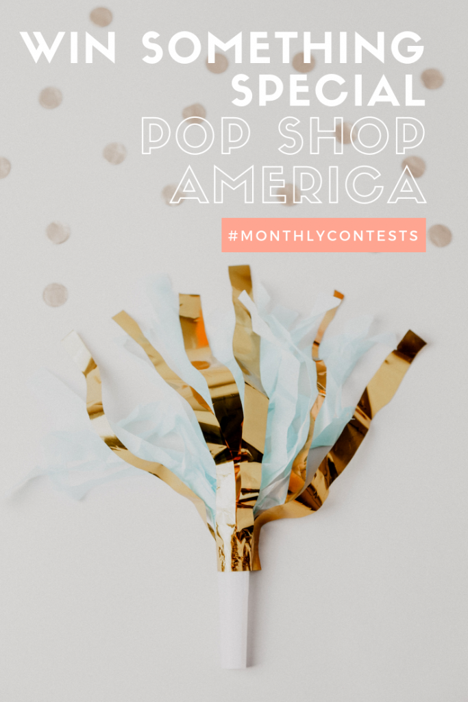 pop shop america contests win free goods from pop shop america