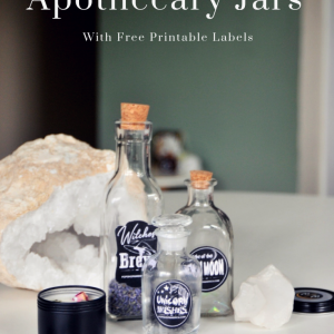 diy halloween apothecary jars pop shop america