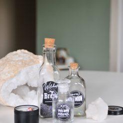 final halloween apothecary jars diy pop shop america