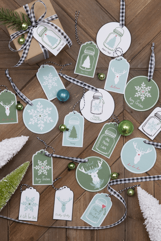 Free-Printable-Gift-Tags by finding home farms