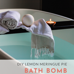 lemon meringue pie bath bomb recipe pop shop america
