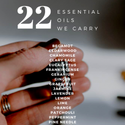 22 essential oils carried by pop shop america