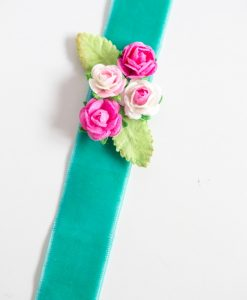 paper flower corsage kit craft supplies pop shop america