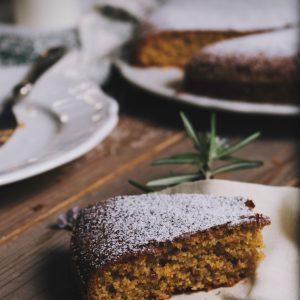 slice of traditional gingerbread cake recipe pop shop america
