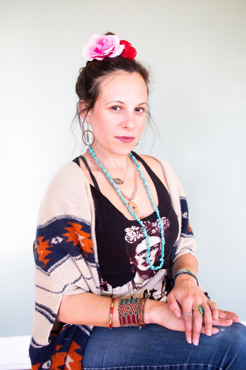 frida kahlo flower crown diy pop shop america craft blog