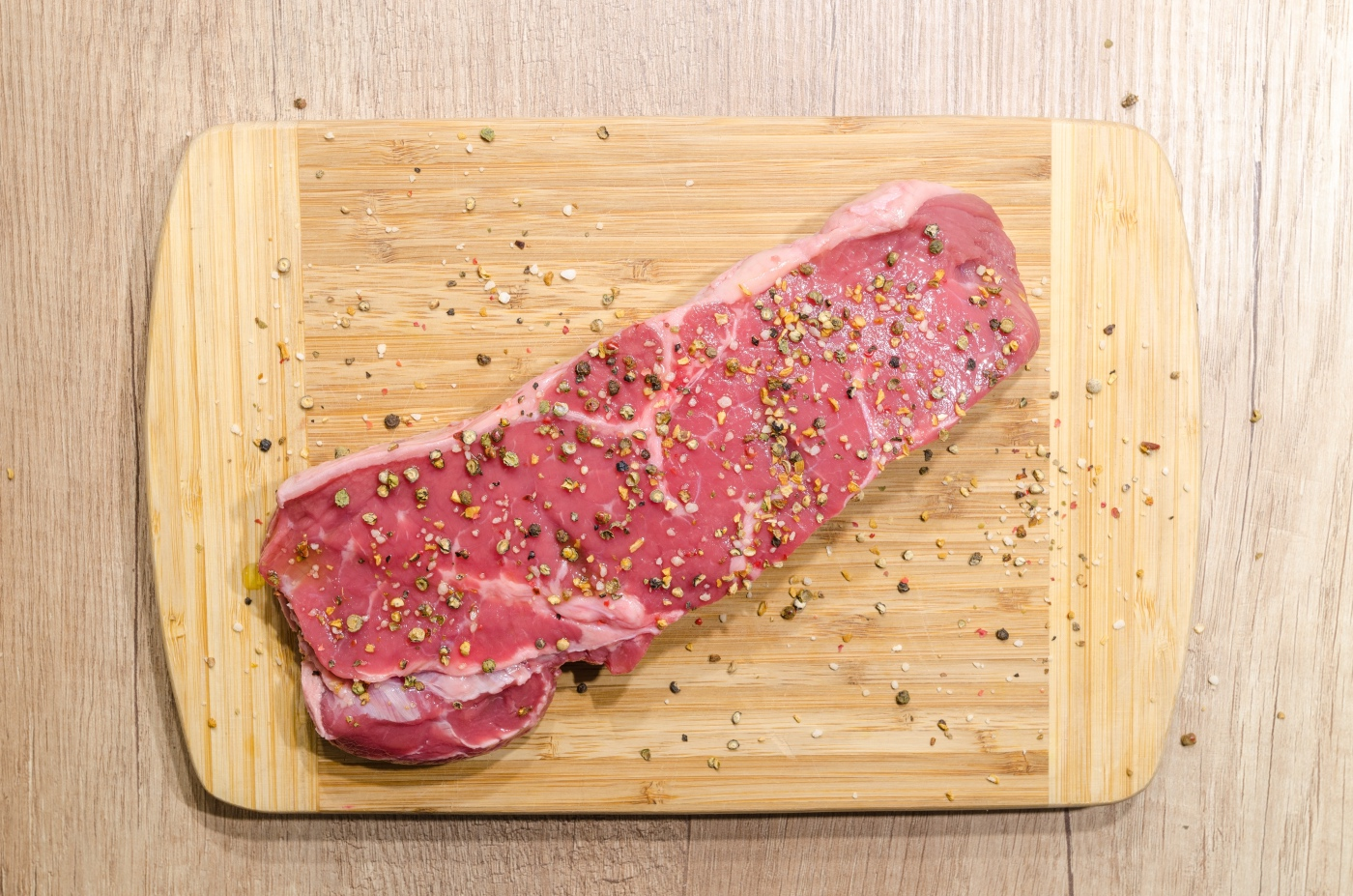 simple layer of steak marinade with garlic recipe