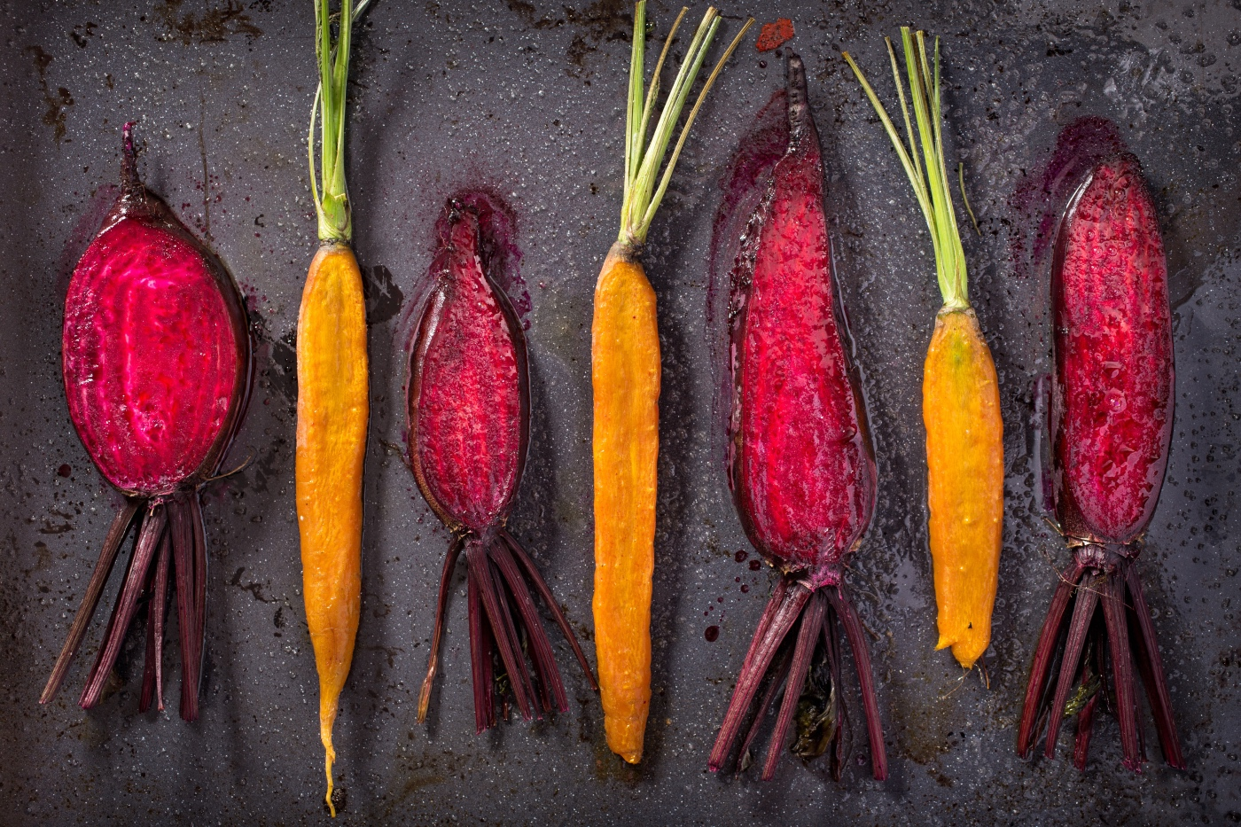 balsamic roasted beets and carrots recipe vegetarian pop shop america