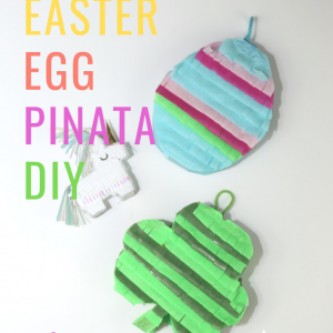 easter egg pinata diy pop shop america