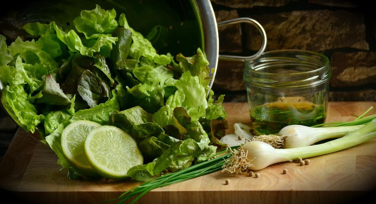 green lettuce wraps recipe - green cleanse kundalini yoga