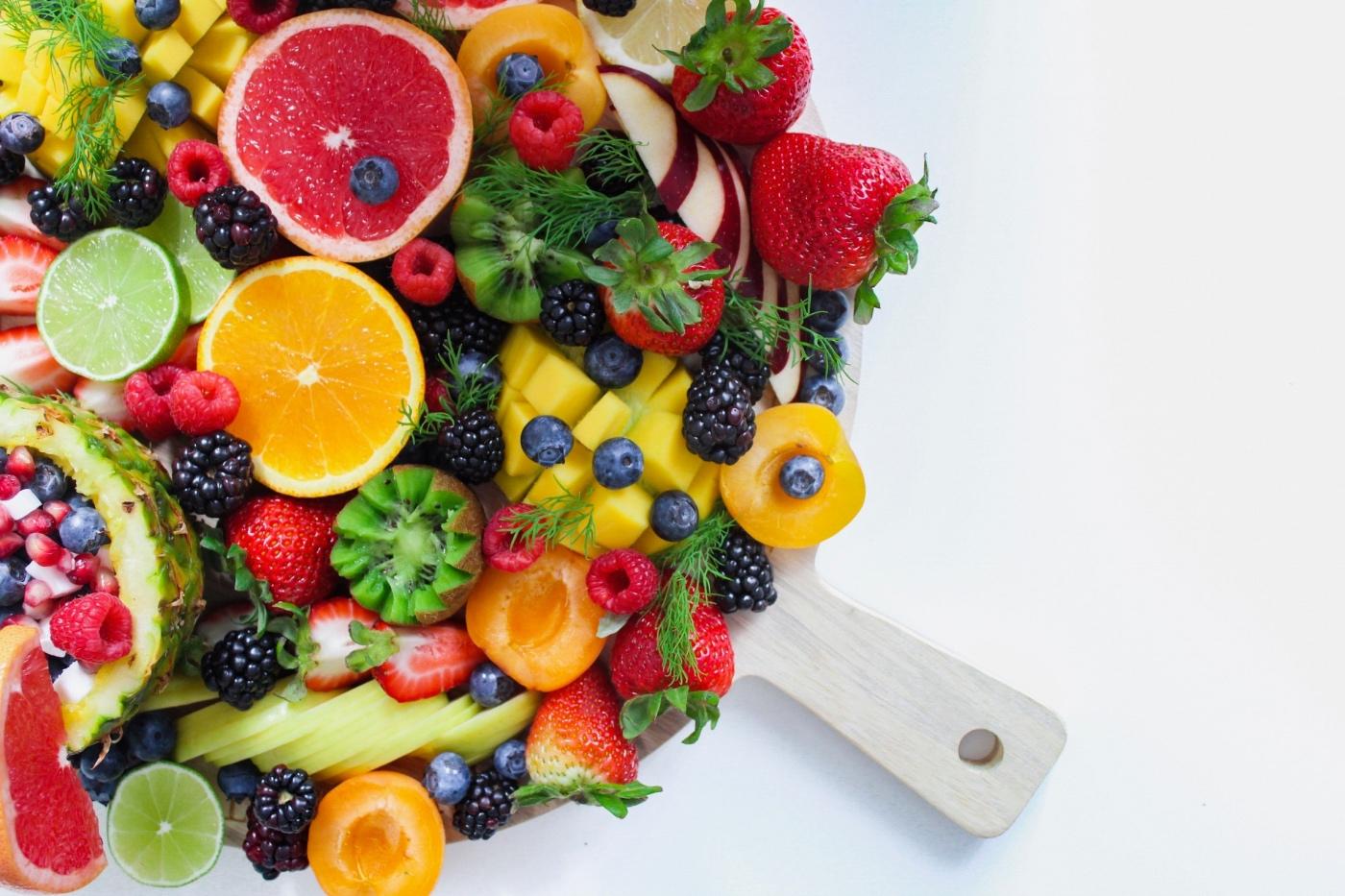 how to make a rainbow breakfast fruit tray pop shop america