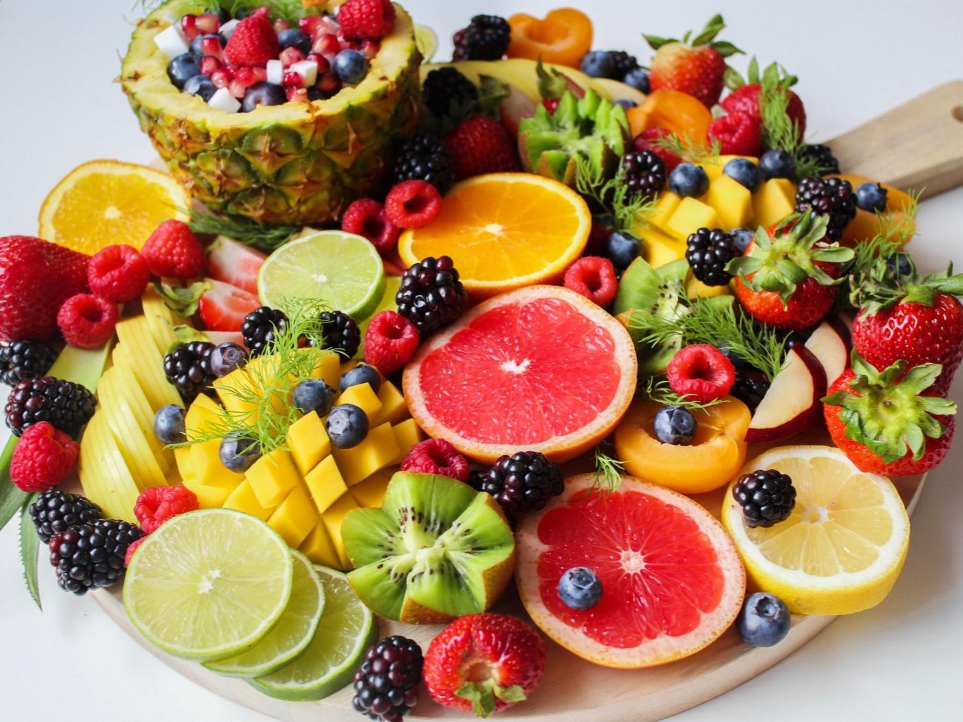 how to make a rainbow fruit tray breakfast ideas pop shop america