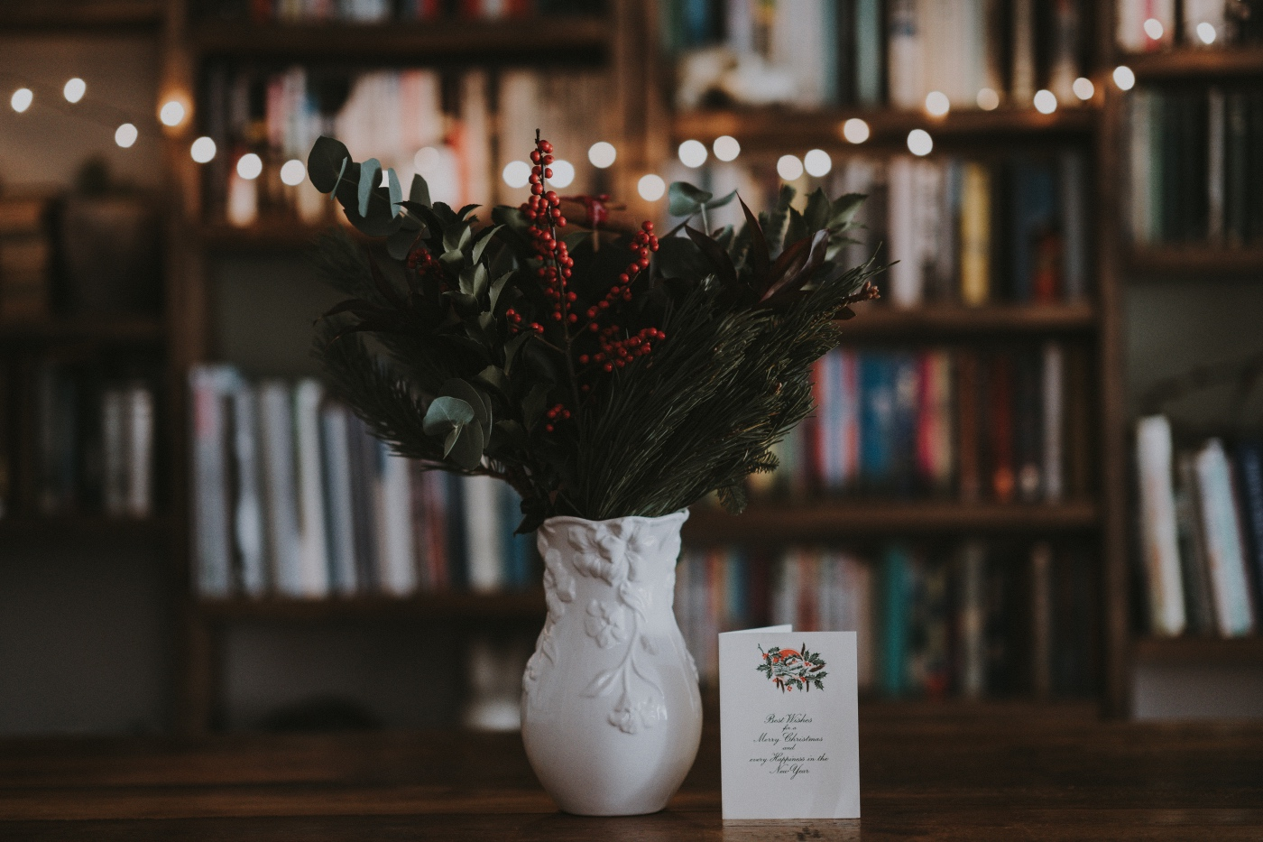 how to make a winter bouquet diy - flowers by pop shop america
