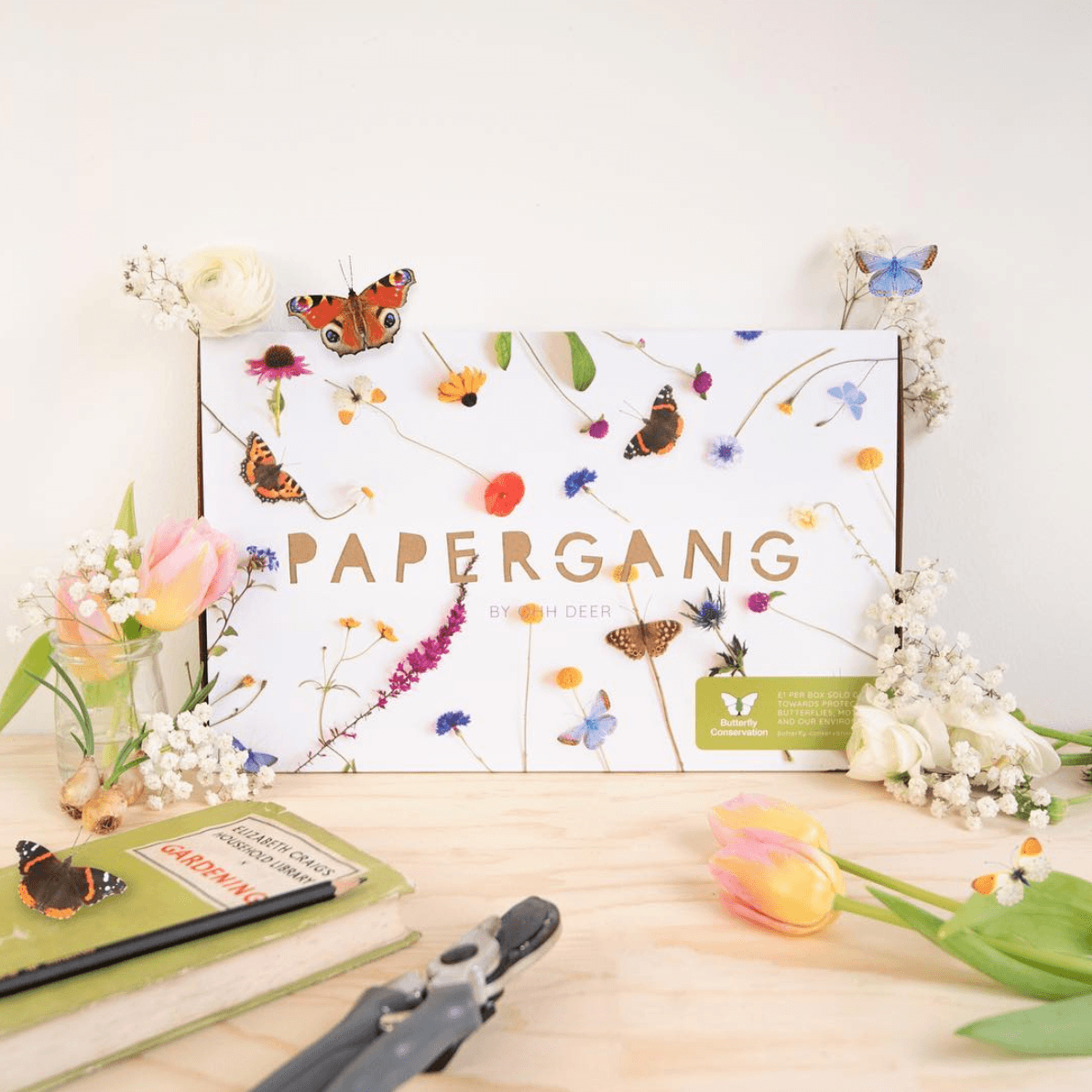 papergang uk stationery subscription box