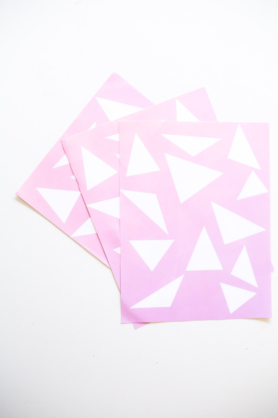 pink ombre paper printable wrap pop shop america