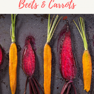 recipe balsamic roasted beets and carrots pop shop america