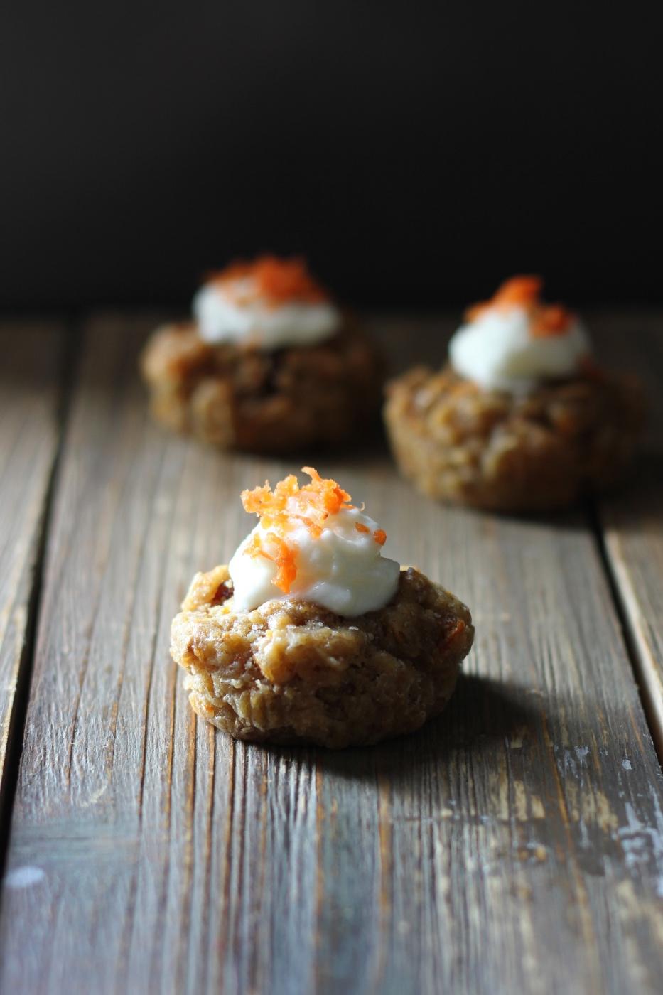 recipe mini carrot cake cupcakes pop shop america