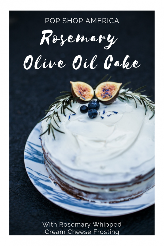 rosemary olive oil cake recipe pop shop america