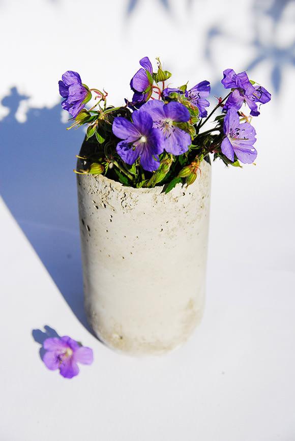 4-diy-concrete-vase tutorial handmade charlotte